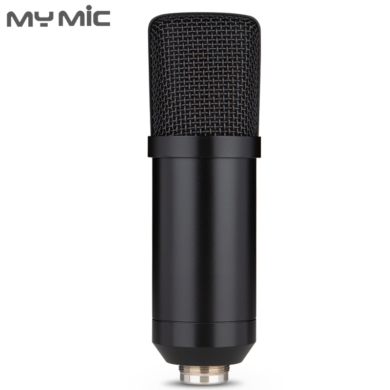 My Mic BM650U Condenser Recording USB Microphone Studio For Computer Gaming Broadcasting