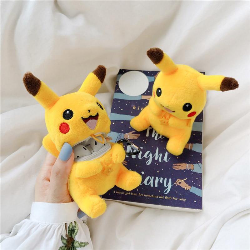 Cute Plush Doll Case Cover