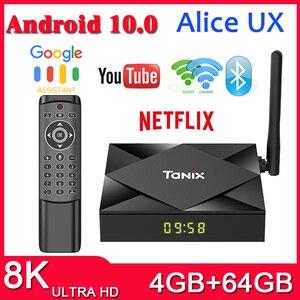 Presale TX6S Tanix Android 10.0 TV Box H
