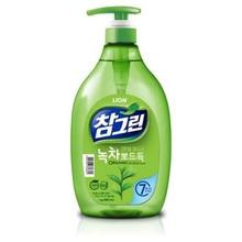 Средство для мытья посуды «Chamgreen. Зеленый чай» CJ Lion, 960 мл