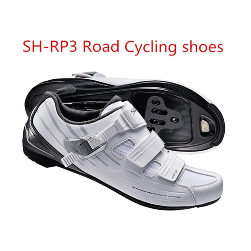 Road Bike Dynalast Cycling Bicyle Bike Men & Women Lock Shoes Black White