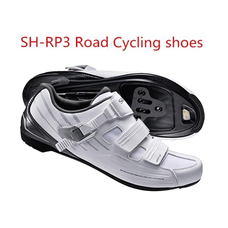 Road Bike Dynalast Cycling Bicyle Bike Men & Women Lock Shoes Black White