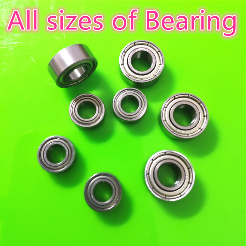 23 Sizes Of Ball Bearing 608ZZ 686ZZ Chrome Steel Sealed Flanged Roller Skate Scooter Pulley Wheel Dropshipping