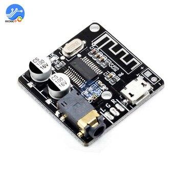 Mini Bluetooth 5.0 MP3 Decoder Board Audio Receiver MP3 Lossless Player Wireless Stereo Music Amplifier Module 1