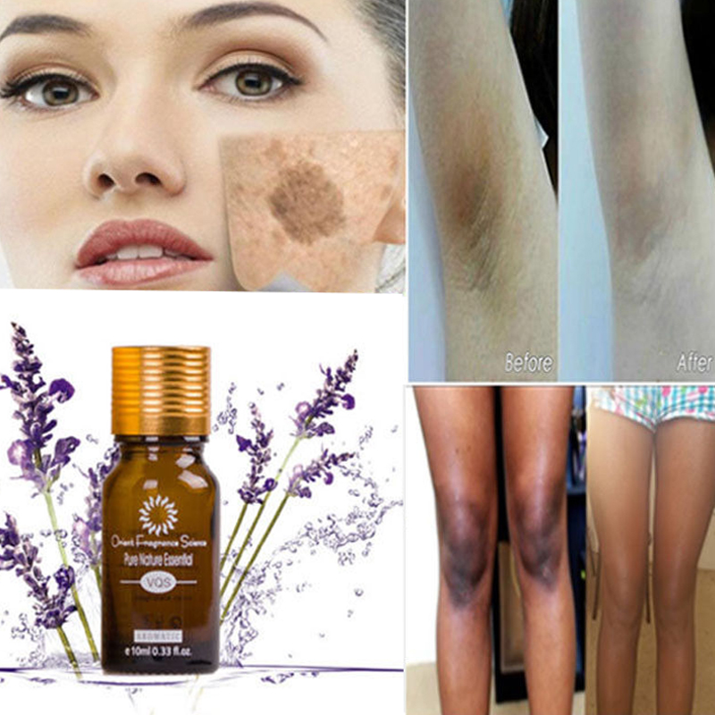 Lightening Whitening Plant Essential Oil  White Oil-free Skin Care Natural Purity