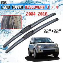 Dla Land Rover Discovery 3 / 4 LR3 LR4 2004 ~ 2016 akcesoria samochodowe wycieraczka przedniej szyby ostrza 2005 2006 2007 2008 2010 2014