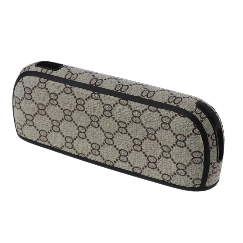 3 Patterns Portable PU Leather Carrying Pouch Protective Cover Case Bag For IQOS 3.0 Accessories
