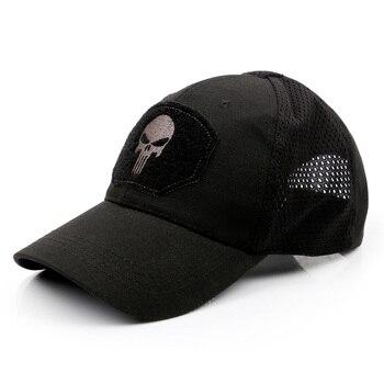 Tactical Military Airsoft baseball Cap army Hat Mesh Hunting Hiking Adjustable Breathable kxs12061 3