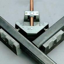 Abrazadera de esquina de 90 grados, herramienta de carpeta de abrazadera de ángulo recto, herramienta de carpintería, alicate plano de soldadura de Metal de madera, herramienta de carpeta de ángulo recto, nueva