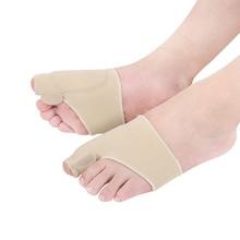 Bunion Splint Soft Pads Cushioned Splint Orthopedic Hallux Valgus Guard Hammer Toe Straightener Skin-Friendly Bunion Corrector