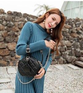Image 2 - NIGEDUวงกลมผู้หญิงไหล่กระเป๋าเพชรหรูหราออกแบบกระเป๋าถือผู้หญิงMessengerกระเป๋าCrossbodyกระเป๋าTotes Bolsas