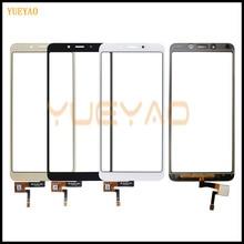 """5,4"""" для Xiaomi Redmi 6 Redmi 6A сенсорный экран дигитайзер Сенсорная панель сенсор переднее внешнее стекло сенсорный экран без lcd"""