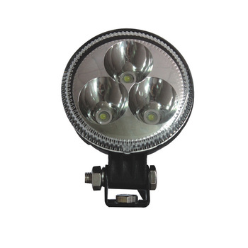 Round Little Work Light Engineering Modified Light Industrial And Mining Agricultural Machinery Lighting Headlamps