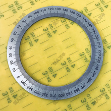 Outer Diameter: 120mm Scale…
