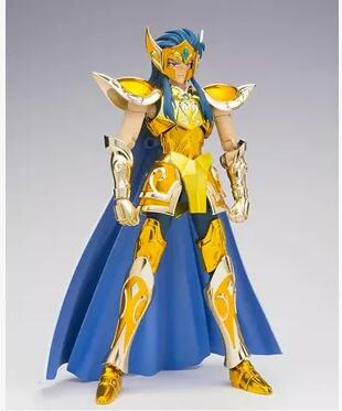 MC high quality Metal Club Aquarius Camus Saint Seiya Cloth Myth Gold Ex Action Figure Toy