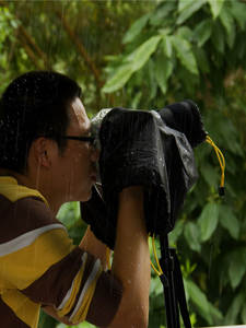Bag Cover Dslr-Cameras Photo Rain Sony Nikon Digital Professional Waterproof Canon Fosoto
