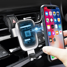 Phone Holder For Toyota C HR 2017 2018 Car Air Vent Mobile Phone Cellphone Holder Stand Mount Cradle Clip For CHR 2017 2018 2019