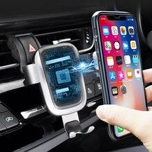 Supporto del telefono Per Toyota C HR 2017 2018 Auto Air Vent Telefono Mobile Del Cellulare Basamento Del Supporto Del Supporto Della Culla Della Clip Per CHR 2017 2018 2019