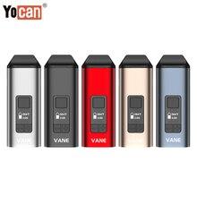 Vane-Kit Vaporizer Vape Yocan Dry-Herb Electronic Cigarette Original 1100mah VS Ceramic