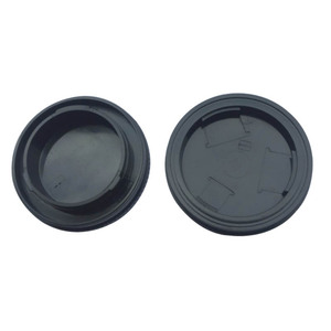 Image 5 - 10 Pairs camera Body cap + Rear Lens Cap for Sony NEX NEX 3 E mount