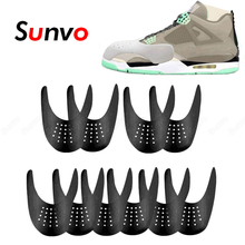 5 Pairs Shoe Shields Sneakers Anti Crease Protector for Shoes Toe Cap Support Anti-Wrinkl Shoe Stretcher Expander Dropshipping