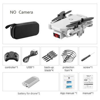 ZITY S66 FPV Mini Drone With Camera HD RC Foldable Drone 4K Professional Wifi Double Camera Drones Quadcopter RC Drone Mini Toys 18