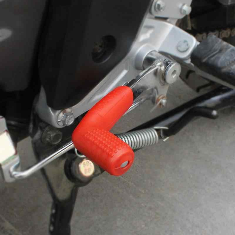 Dla Yamaha FZ1 FAZER YZF R25 YZF R6 YZF 600R FZR 600 motocykl dźwignia zmiany biegów gumowe skarpety biegów Shift Case ochraniacze okładki