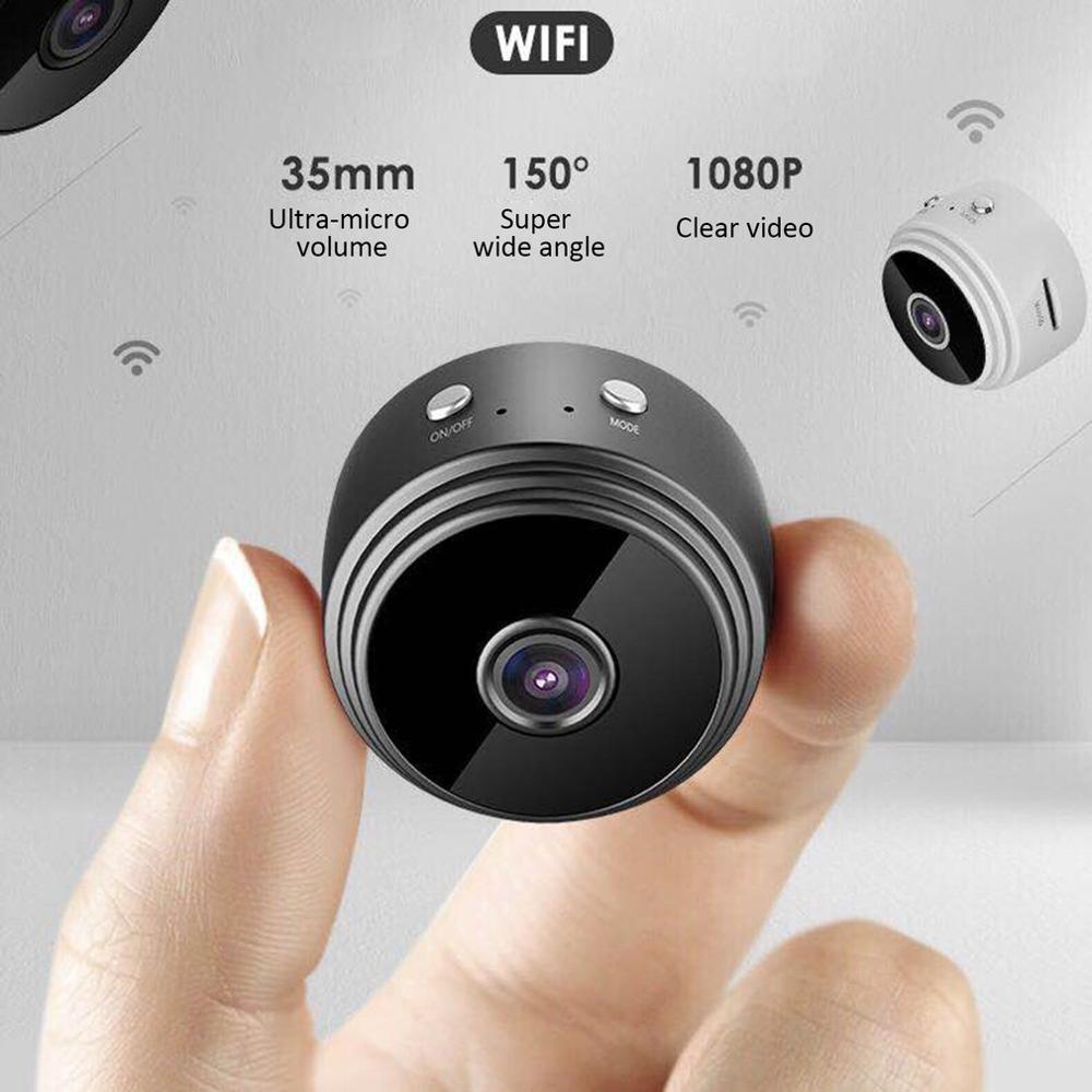 A9 DV/Wifi Mini Camera Night Version HD 1080P Micro Camera Camcorder Voice Video Recorder Security HD Wireless