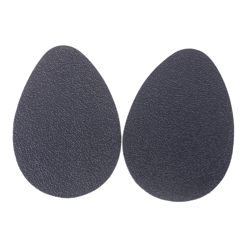 2pcs Shoe Pads Sole Protector Non Slip Rubber High Heel Cushion Forefoot Sticker