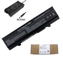 4400mAh KM668 MT332 Laptop Bateria + 19.5V Carregador de Energia para o DELL Latitude 4.62A E5400 PP32LA E5500 PP32LB P06G E5510 P05F MT193