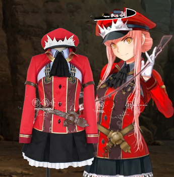 Fate/Grand Order Rider Queen Medb costume maid Cosplay Costume full set outfit halloween costumes for women men adult image