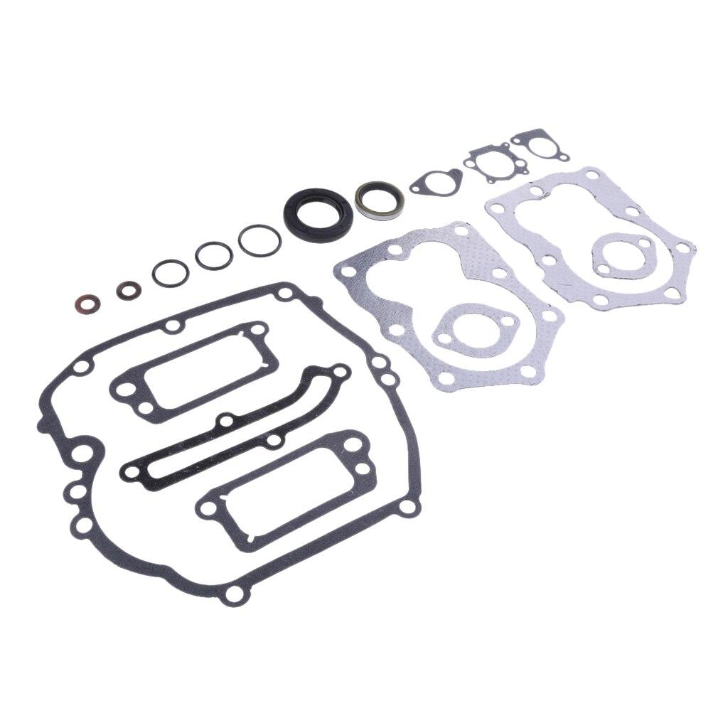 Motorrad Motor Motor Top Und Unteren Ende Dichtung Set Kit 794307, 497316
