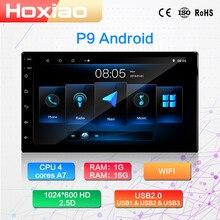 """Android 2 din Autoradio multimedia Speler ingebed met Touch Screen FM DAB BT GPS WIFI GEEN DVD 7"""" HD Car Audio Navigatie 2DIN"""