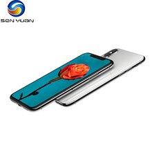 Original Verwendet Apple iPhone X 4G LTE Handy 3GB RAM 64GB 256GB ROM 5.8