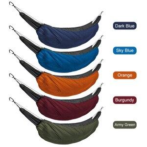Image 4 - Amaca portatile Sacco A Pelo Underquilt Amaca Termica Sotto Coperta Amaca Isolamento Accessori per il Campeggio