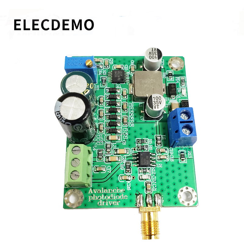 Image 3 - IV conversion amplifier module APD IV avalanche photodiode  driving photoelectric signal current to voltageDemo Board Accessories