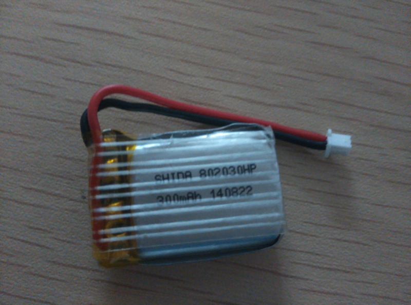 2PCS RC Drone <font><b>Battery</b></font> <font><b>3.7v</b></font> <font><b>300mah</b></font> <font><b>lipo</b></font> <font><b>battery</b></font> For YD217/YD218/YD113/YD118 Remote Control RC drone Toy Spare parts <font><b>battery</b></font> image