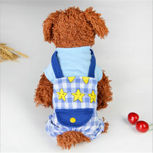 Pet Dog Shirts Spring Summer Puppy Clothes for Small clothes dog  Vest Outfit Clothing