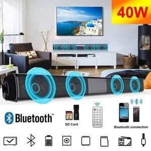 Sound bar, Wireless Bluetooth Soundbars