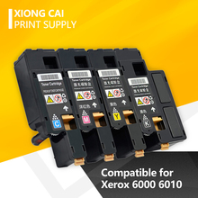 4pcs Compatible For Xerox Phaser 6000 6010 Workcentre 6015 Toner Cartridge For 106r01630/1627/1628/1629 106r01634/1631/1632/1633