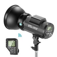 Neewer i6T EX 600W 2.4G TTL Studio Strobe 1/8000 HSS Flash Monolight Compatible with Nikon,Wireless Trigger/Modeling Lamp/Recycl