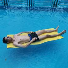 Swimming Pool Float Water Blanket Water Floating Bed Smooth Soft Comfortable Water Float Mat for Adult kids Swimming Pool