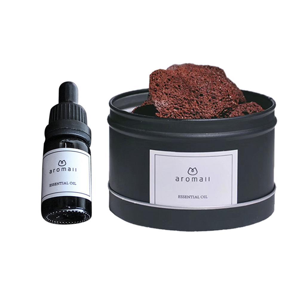 10ML Volcanic Stone Aromatherapy Lavender Deodorant Essential Oil Diffusion Stone Environmental Volcanic Aromatherapy Essential
