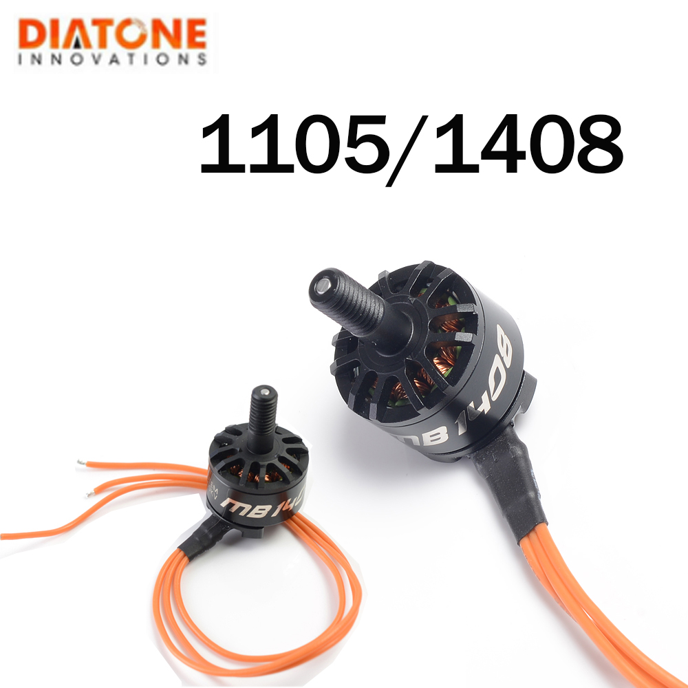 MAMBA MB1105/1408 5500/2800/4000KV High Speed 2-4s Brushless Motor For Diatone GT R239 R239+ FPV Drone