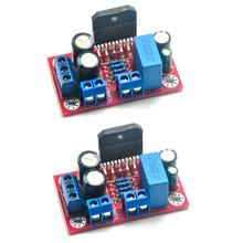 One Pair TDA7294 (1+1) 85W + Two Channel AMP Power Amplifier Finished Board YJ00241