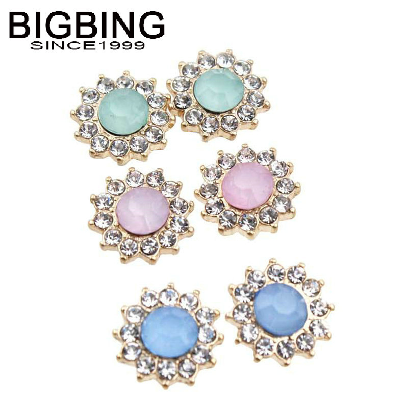 BIGBING Jewelry 3 Colors...