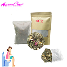 60g Health Natural 100% Chinese Herbal Detox Steam Feminine Hygiene Yoni SPA Vaginal  Steamry