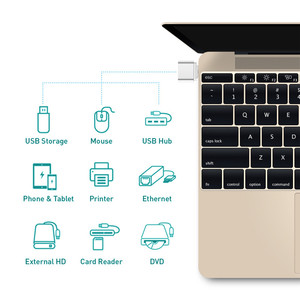 Image 5 - Typ C Adapter USB C zu USB 3,0 Konverter Telefon OTG Kabel für Samsung S8 S9 Hinweis 8 Huawei Mate 9 P20 Xiaomi Handy Stecker