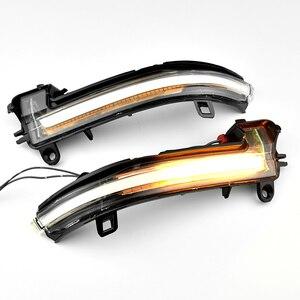 Image 3 - Led Repeater Licht Spiegel Knipperlicht Side Wing Dynamische Richtingaanwijzer Blinker Voor Bmw F20 F21 F22 F30 E84 1 2 3 4 Serie