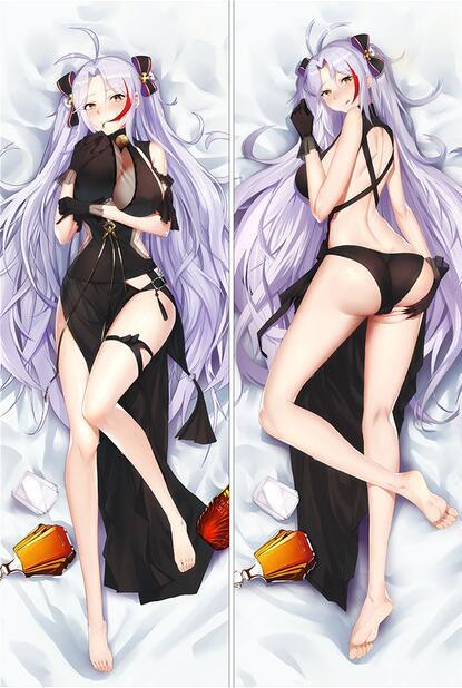 Original Girls Frontline anime Characters Sexy Girls Eugen&Sirius pillow cover body Pillowcase Dakimakura